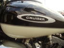 Keeway Cruiser w trasie
